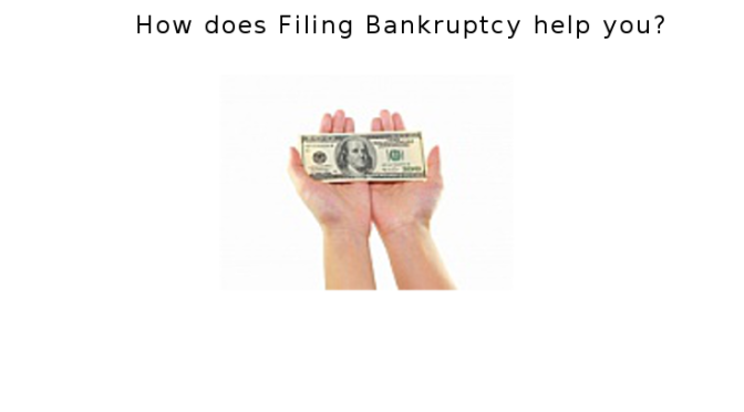 Filing Bankruptcy help