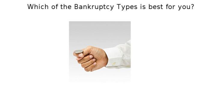 bankruptcy types